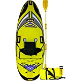 Rave Sea Rebel Inflatable Kayak