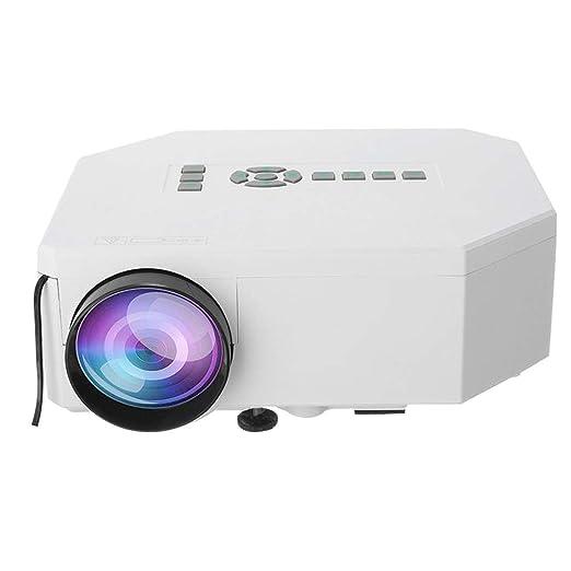BJGUG Mini Proyector Portátil 1080P HD DLP Smart Micro Proyector ...