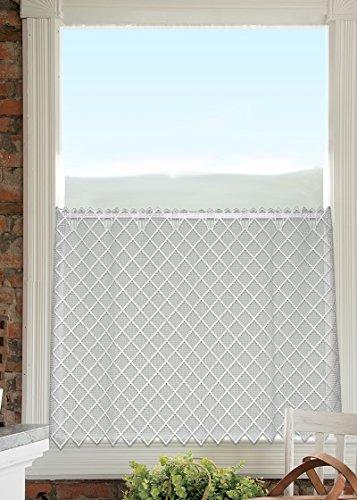 Heritage Lace Filet Crochet Tier 48