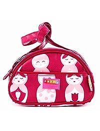 Penny Scallan Girl's Purse/Handbag-Pink Russian Doll