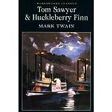 img - for Tom Sawyer & Huckleberry Finn book / textbook / text book