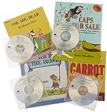 Childcraft Leveled Read Along CD Set, 2.0 to 2.5 Reading Level
