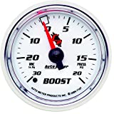 Auto Meter 7107 C2 Mechanical Boost / Vacuum Gauge