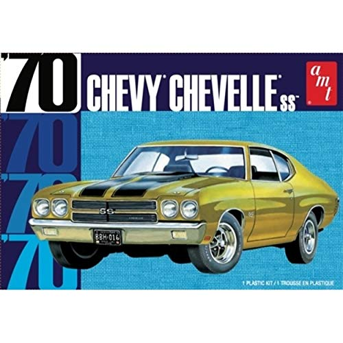 AMT AMT1143M 1/25 1970 Chevy Chevelle 22 2T from AMT