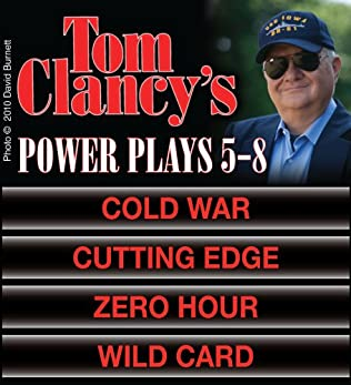 book cover of Tom Clancy\'s Power Plays 5 - 8