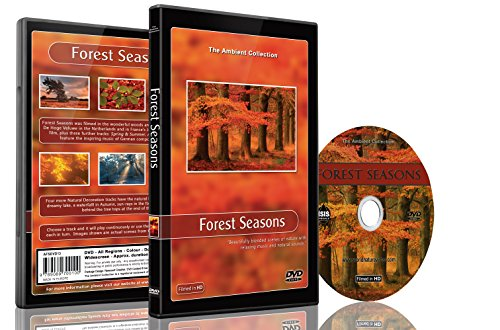 Nature DVD - Forest Seasons - Scenery From All Seasons from the Forest with Music and Nature (Natura Wood Series)