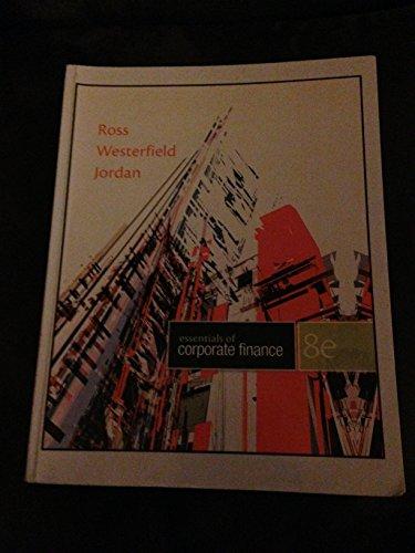 essentials of corporate finance 9th edition pdf