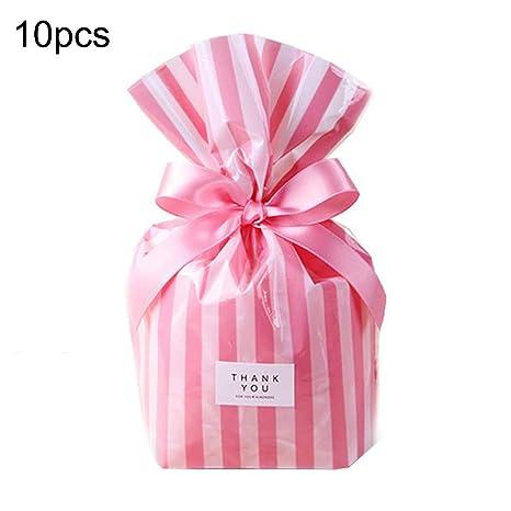 Hefeibiaoduanjia 10 bolsas de regalo para dulces y galletas ...
