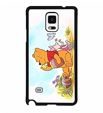 new style f89b7 bcb1b Samsung Galaxy Note 4 Case Disney Winnie the Pooh Quotes High Impact ...
