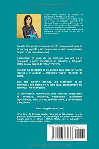 RECETAS MACROBIÓTICAS PARA LA SALUD (Spanish Edition): mªàngels mestre: 9781326173036: Amazon.com: Books
