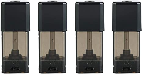 Image ofVooPoo Drag Nano 1.8ohm cartuchos de reemplazo, paquete de 4