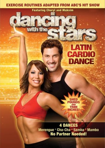 Dancing With The Stars: Latin Cardio Dance [DVD] (Dancing With The Stars Dancing With The Stars)