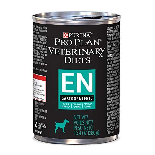 (Purina Pro Plan Veterinary Diets 1 Case Gastroenteric Adult Dog Food, 13.4 oz)