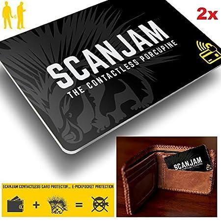 Amazon.com: CKB Ltd – 2 x doble pack scanjam TM tarjeta de ...