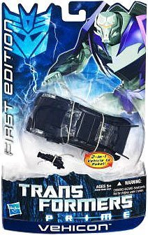 Transformers Prime First Edition Deluxe Action Figure Vehicon
