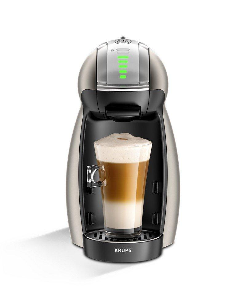 Krups yy1784fd máquina de café de cápsulas de Nescafé Dolce ...