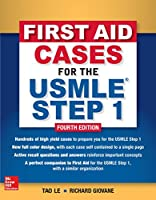 First Aid Cases for the USMLE Step 1, 4th Edition Front Cover