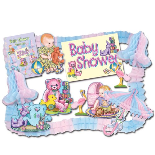 Baby Shower Party Kit Party Accessory (1 count) (11/Pkg) ()