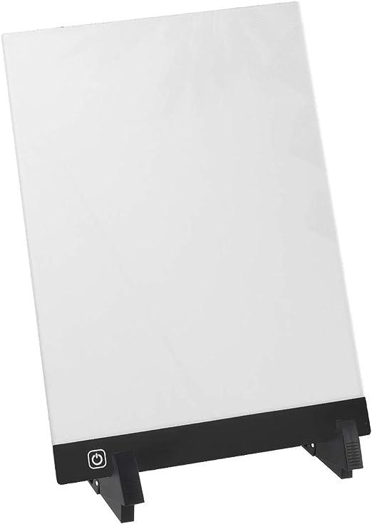 1 Set A4 Tablero de dibujo de luz LED Caja de luz Dibujo Sketch ...