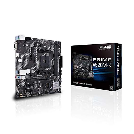 msi H410M PRO mATX Motherboard (10th Gen Intel Core, LGA 1200 Socket, DDR4, USB 3.2 Gen 1, Intel Gigabit LAN, VGA/DVI-D