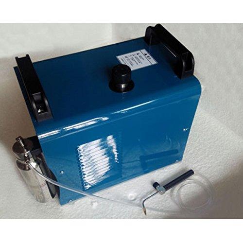 Portátil de oxígeno de hidrógeno Agua Soldador Llama Pulidora máquina de pulir H160 75L: Amazon.es: Bricolaje y herramientas