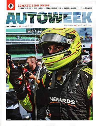 Autoweek Magazine June 17, 2019 | Competition - Magazine Autoweek