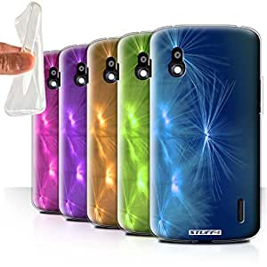 STUFF4 Gel TPU Phone Case / Cover for LG Nexus 4/E960 / Multipack / Life Light Collection