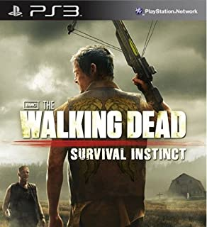 The Walking Dead Survival Instinct - PS3 [Digital Code] (B00GGUUUQW) | Amazon price tracker / tracking, Amazon price history charts, Amazon price watches, Amazon price drop alerts