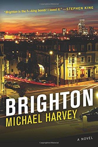 Brighton Novel Michael Harvey