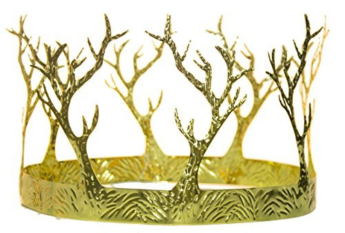 Jacobson Hat Co. Gold Branch Crown One Size