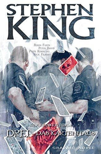 Stephen King DER DUNKLE TURM, Band 13 - Drei - Das Kartenhaus (German Edition)