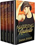 The Marrying Nashville series features four romances that are as hot as the Southern sun and as sweet as molasses. The Charles brothers—Jonathan, Lance, Gareth, and Morgan—have looks, money, and charm, but can they find true love in Nashville, at the...