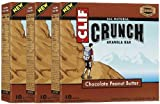 Clif Crunch Granola Bars - Chocolate Peanut Butter - 1.5 oz - 5 ct by Clif Bar & Company