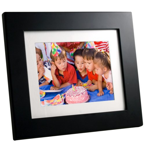 Pandigital PAN7000DW 7-Inch Digital Picture Frame - Black