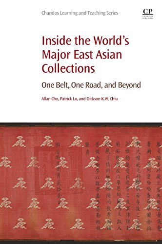 (Inside the World's Major East Asian Collections: One Belt, One Road, and Beyond (Chandos Information Professional Series))