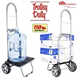 dbest products Trolley Dolly Basket Weave