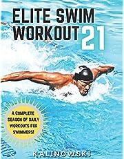 Elite Swim Workout 21