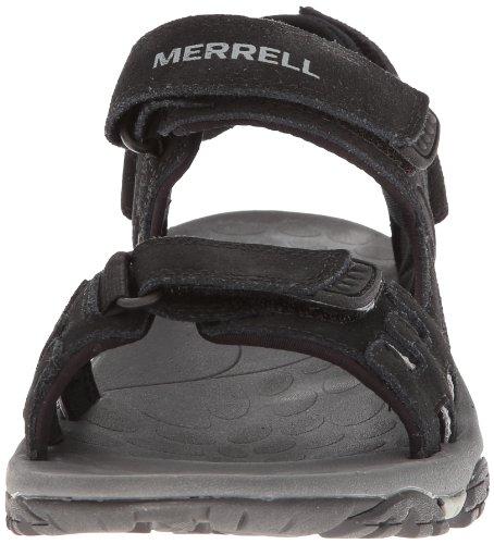 Merrell MOAB DRIFT STRAP J24479 Herren Sport & Outdoor Sandalen Schwarz (Black)