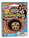 Hip Hop Spinner Ring