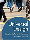 img - for Universal Design: Creating Inclusive Environments by Edward Steinfeld (2012-04-10) book / textbook / text book