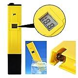 Wiwaplex Portable Digital PH Meter Tester Pocket