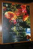 img - for Le ons de fleurs book / textbook / text book