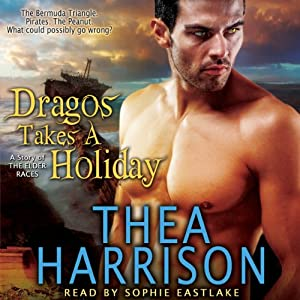 Dragos Takes a Holiday Hörbuch