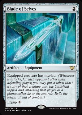 Magic: the Gathering - Blade of Selves (051/342) - Commander 2015