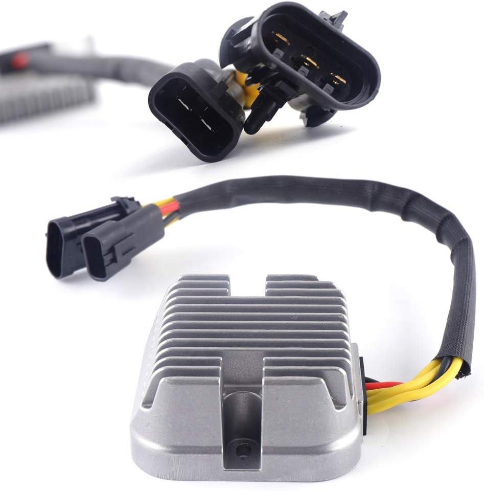 ZHFEISY Mosfet Voltage Regulator Rectifier For 2013-2016 For Polaris Ranger 900 XP Crew