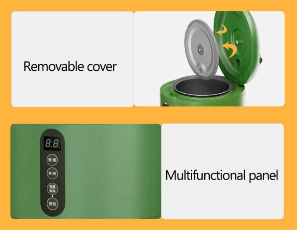 0.8 LITRI elettrico automatico antiaderente Riso Fornello rimovibile Ciotola Interna