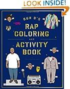 #9: Bun B's Rapper Coloring and Activity Book