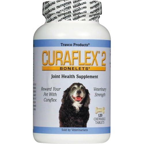 Curaflex 2 Bonelets, 120 Chewables