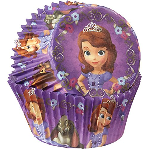 (Wilton 415-2822 50 Count Sofia The First Baking)