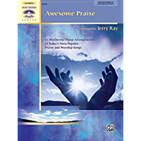 Awesome Praise (Sacred Performer Collections) book cover